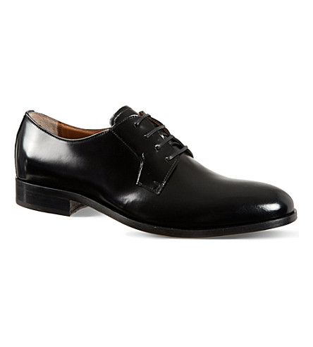 KURT GEIGER Hank derby shoes (Black