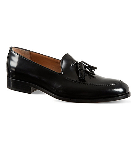 KURT GEIGER Gunther loafers (Black