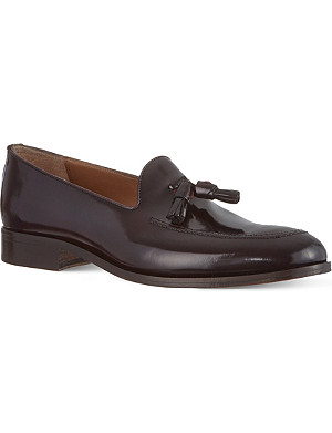 KURT GEIGER Gunther leather loafers
