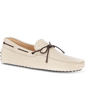 TODS Gommino heaven driving shoes in leather