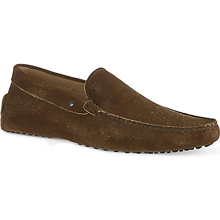TODS Gommino Driving Moccasins (Brown