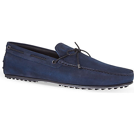 TODS City Gomm loafers (Navy