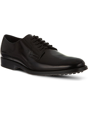 TODS Leather Lace-up Shoes