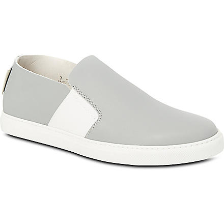 MARC JACOBS Skate trainers (Grey