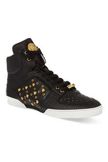 VERSACE Medusa high-top trainers