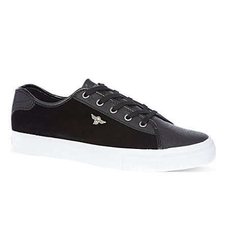 CREATIVE RECREATION Kaplan low trainers (Black
