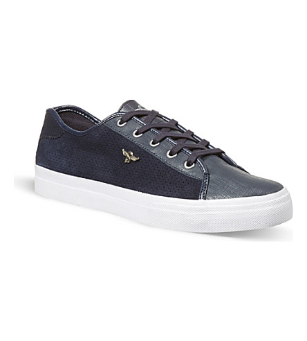 CREATIVE RECREATION Kaplan low trainers (Navy