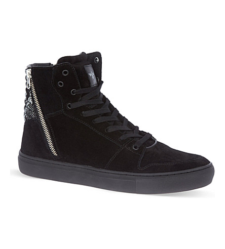 CREATIVE RECREATION Adonis high tops (Black
