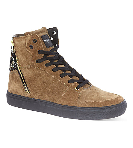 CREATIVE RECREATION Adonis high tops (Brown