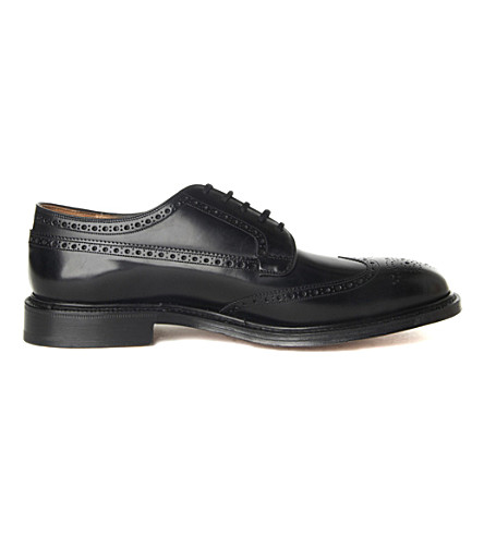 CHURCH Grafton F brogue shoes (Black