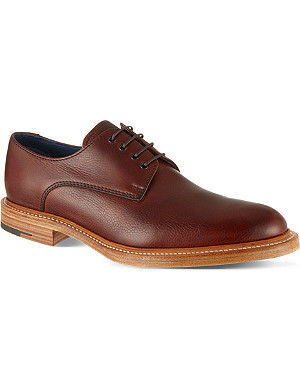 BARKER Barnes derby shoes