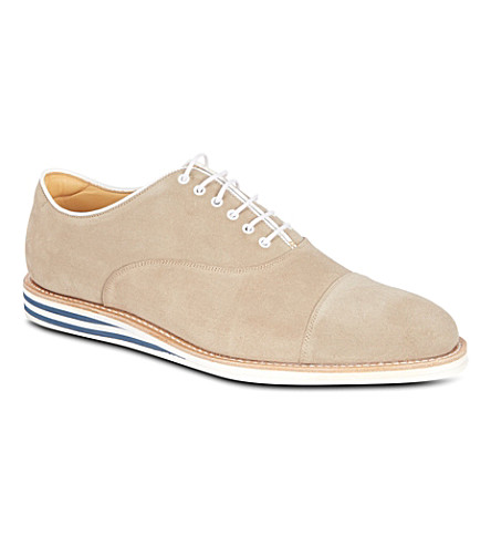 CHURCH Hirst toecap Oxford shoes (Beige