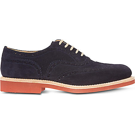 CHURCH Downton brogues (Navy