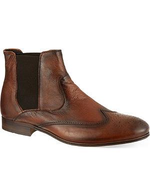 H BY HUDSON Shoreham Chelsea boots