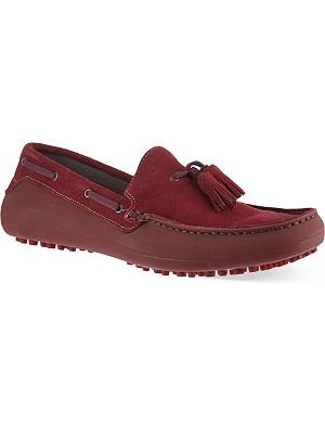 H BY HUDSON Florio driver shoes