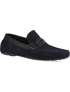 HUGO BOSS Rellino driver shoe