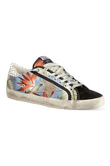 GOLDEN GOOSE Superstar trainers