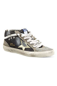 GOLDEN GOOSE Star high-top trainers
