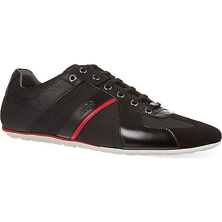 HUGO BOSS Thannio trainers (Black