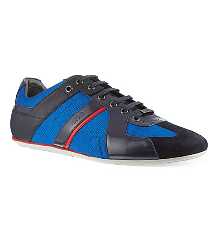 HUGO BOSS Thannio trainers (Blue