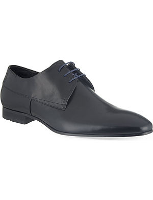 HUGO BOSS Modero plain derby shoes