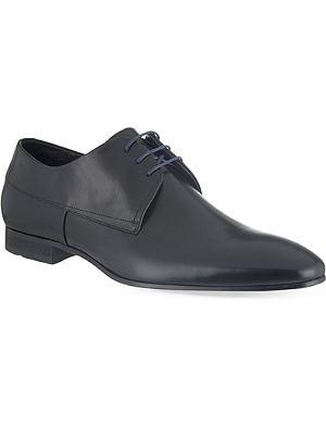 HUGO BOSS Modero plain derby shoes