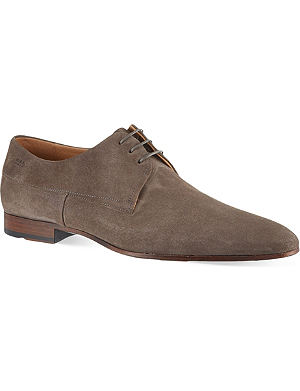 HUGO BOSS Modaros suede derby