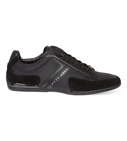 HUGO BOSS Nos Spacit trainers (Black