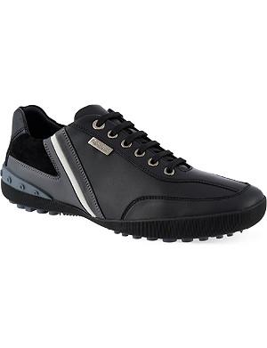 ERMENEGILDO ZEGNA Bowling sneakers