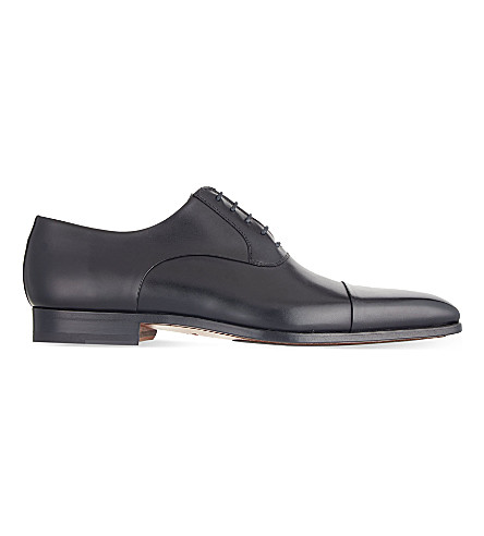 MAGNANNI Toecap Oxford shoes (Black