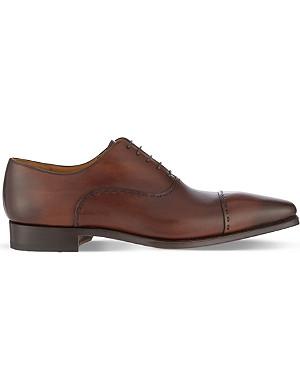 MAGNANNI Point Oxford toecap shoes