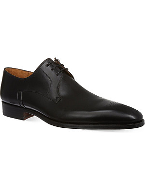 MAGNANNI Punch-toe Derby shoes