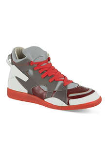 MAISON MARTIN MARGIELA Scuba high tops