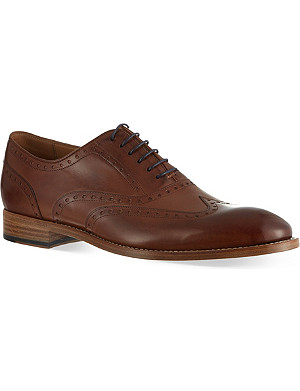 PAUL SMITH Monty wingtip brogue