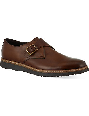 KG KURT GEIGER Forman single monk shoes