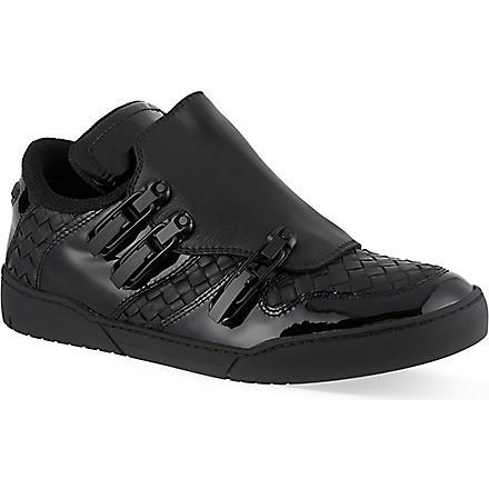 BOTTEGA VENETA Whistler low-top trainers (Black