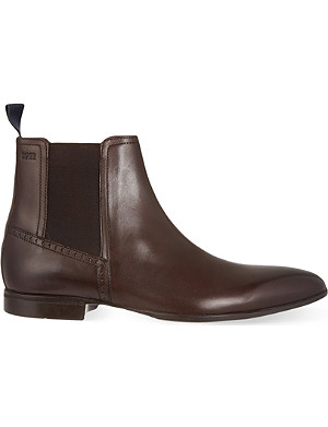 HUGO BOSS Nevall Chelsea boots