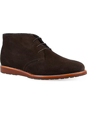 HUGO BOSS Cassel chukka boots