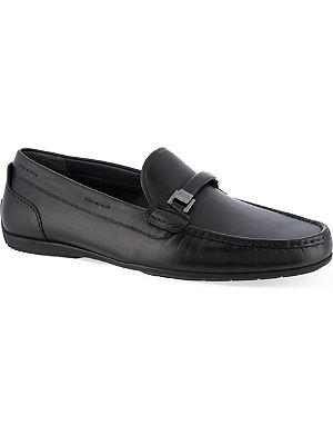 HUGO BOSS Flario driver shoes