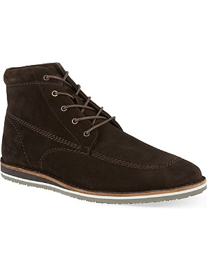 HUGO BOSS Voletto moccasin boots