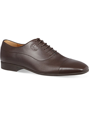 GUCCI Curtis Oxford shoes