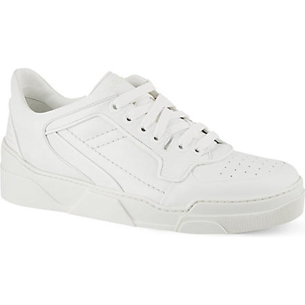 GIVENCHY Tyson low-top trainers (White