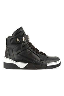 GIVENCHY Tyson star high tops