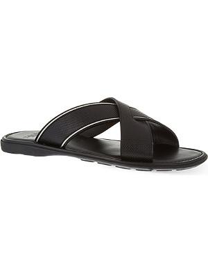 BALLY Darlie cross sandals