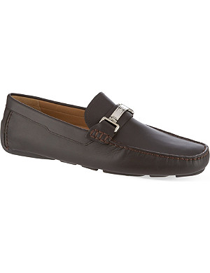 BALLY Waliu HB driving shoes
