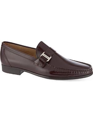BALLY Colbar-u spatz loafers