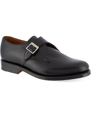 GRENSON Nathan monk shoes