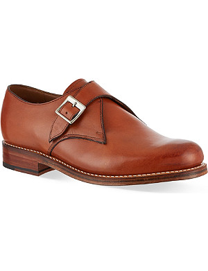 GRENSON Nathan single monk shoes