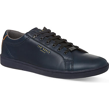 TED BAKER Theeyo trainers (Navy