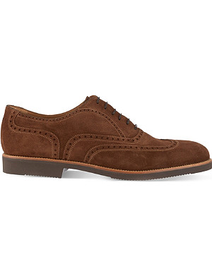 STEMAR XL WC Oxford brogues
